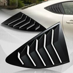 For 2013-2020 Scion Fr-s/subaru Brz Abs Side Window Louvers Scoop Cover Vent