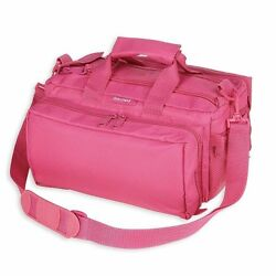 Bulldog Cases 910P Deluxe ShootingRange Bag Pink