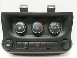 2014-2018 Jeep Wrangler AC Heater Temperature Control Unit OEM