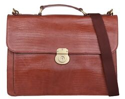 Fossil Men Business bag ESTATE PORTFOLIO BRIEF COGNAC MBG9107222