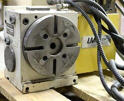 4th axis indexer rotary table with controller - MMK Matsumoto Corp  8