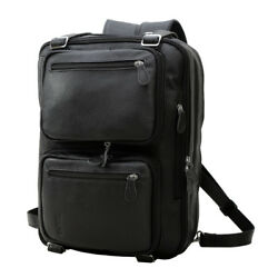 Top Real Leather Backpack Briefcase Tote Messenger Shoulder Luggage School Bags