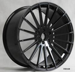 22'' Forged Wheels For Mercedes S-class Coupe S550 S600 S63 S65 22x9/10.5
