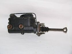 Nos Brake Master Cylinder 70 Plymouth Duster W/ Front Disc Brakes 1970