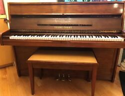 Best Christmas Giftandnbsp |andnbsp Used Young Chang Piano With Free Benchandnbsp