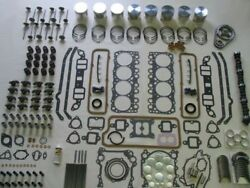 Deluxe Engine Rebuild Kit 57 58 Oldsmobile 371 J2 3x2 Carbs And Tapered Springs