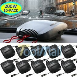 Lots Car Vehicle Ceramic Heater Heating Cooling Fan Defroster Demister Portable