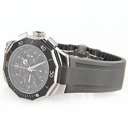 Baume And Mercier Moa8723 Riviera Chronograph Automatic Armband Uhr Watch Herren