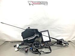 New 2018 Honda Gold WingTour CB RadioSwitch and Ant.Kit For Manual Trans.