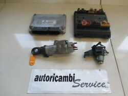 VOLKSWAGEN POLO 1.2 BENZ 5P 5M 47KW (2005) REPLACEMENT SET IGNITION START 03