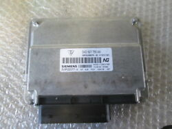 PORSCHE CAYENNE TURBO AUTOMATIC 331KW 450CV M4850 (2004) REPLACEMENT ECU INJECT