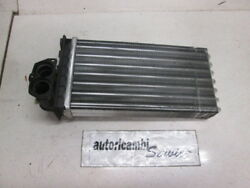 PEUGEOT 206 PLUS 1.1 BENZ 5M 44KW (2011) REPLACEMENT TERMOSCAMBIATORE HEATING