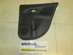 TOYOTA URBAN CRUISER 1.4 D 6M 4WD 66KW (2009) REPLACEMENT PANEL REAR