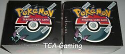 1ST EDITION + UNLIMITED Team Rocket Set SEALED Booster Box of Pokemon Cards