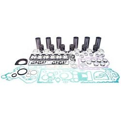 John Deere 8410 9550 And Others 6081 A/h Powertech Enigne Kit - Free Ship