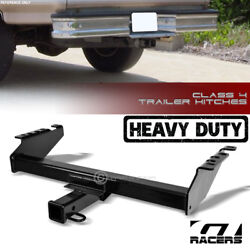 For 1968-1979 Dodge/ford Pickup Truck Class 4 Blk Trailer Hitch Receiver Tow 2