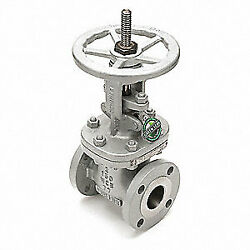 NEWCO Gate Valve8 In.Carbon Steel 08-11F-CB2