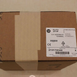In Stock New And Original Allen Bradley Ab 2711p-t10c4a8 Panelview Plus