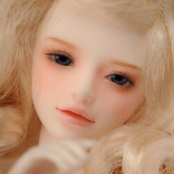 Dollmore Resin Fashion Doll 12inches Cute Doll - Cossette Makeup