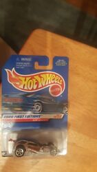 Hot Wheels Lot Of 3 Cars. Year 2000 Mint In Box.