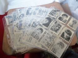 The Beatles Nems Ent. A And Bc Trading Cards Complete 1st Series Set All 60 Cards
