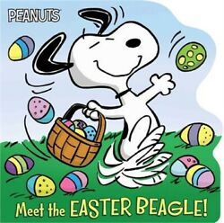 Meet the Easter Beagle Board Book