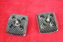 1972 Arctic Cat Panther 340 Engine Motor Cylinder Heads