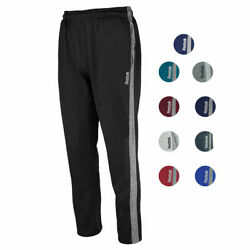 New With Tags Men's Reebok Athletic Gym Muscle Pants Joggers Tech Sweatpants $19.90