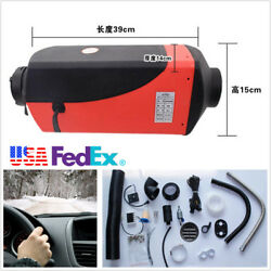Universal 12V 5KW Car Parking Heater Diesel Fuel Free-Standing Air Heater Kit