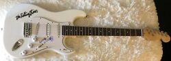 Keith Richards Rolling Stones Signed Autograph Custom Electric Guitar Beckett