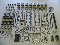 Deluxe Engine Rebuild Kit 61 Oldsmobile 394 With 4bbl Carb New 1961