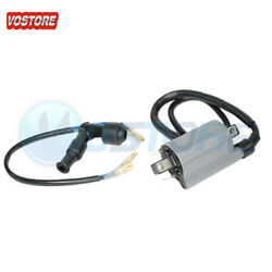 Ignition Coil For Honda Cb350 Cb450 Cb500 Cl350 Cl450 Sl350 30500-312-007 Twins