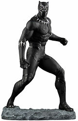 CAPTAIN AMERICA Civil War - Black Panther 16th Scale Statue (Ikon Collectables)