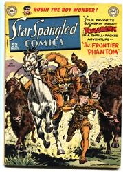 Star Spangled Comics 100 1950- Robin- Bat-hound Tryout Issue