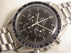 1969 Omega Speedmaster Professional Pre Moon Tropical Transitional ST145.022