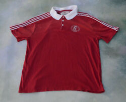 1987 Chip And Pepper Usc Trojans Polo Shirt Size Xl.