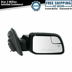 Mirror Power Heated Signal Memory Puddle Spotter Primed Right Rh For 11-15 Mkx
