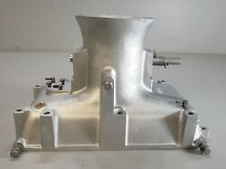 Refurbed Mercury Bridgeport Racing Air Inlet And Throttle Lever 13256a2 2.4 L