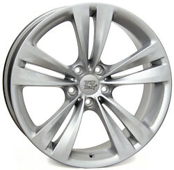 20 Inch Widepack Neptune Wheels Set - Bmw 5 Gt / 7 Series- Oem Compatible- Italy