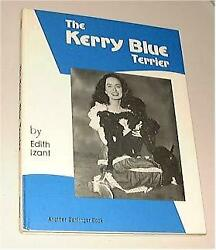 Kerry Blue Terrier by Izant Edith