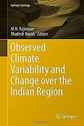 Observed Climate Variability and Change over the I