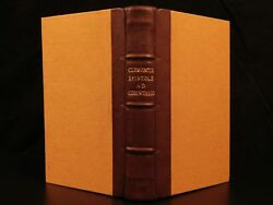 1694 Greek And Latin Epistles And Bible Of Pope Clement I Early Church At Corinth
