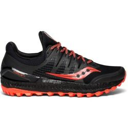 Saucony Xodus Iso 3 Black/vizired S20449-35/ Mountain Footwear Menand039s