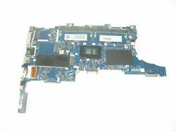 HP EliteBook 840 G3 Motherboard + Intel Core i7-6600U CPU 826808-601 826808-001