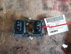 Dual Vent Switch W Housing Roof Console Ford Excursion 02