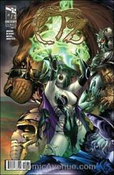 Grimm Fairy Tales Presents Oz 1c Vf Zenescope | Save On Shipping - Details Ins