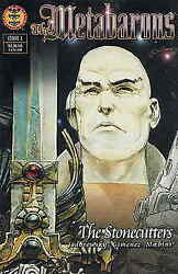 Metabarons The 1 2nd Vf Humanoids   Save On Shipping - Details Inside