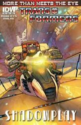 Transformers, The More Than Meets The Eye 2nd Series 10a Fn Idw | Save On S