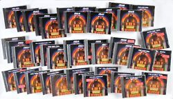 Time Life Your Hit Parade Cds Set Of 40 Oop 17 Sealed 1989-1993