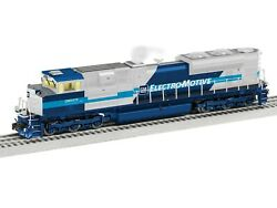 6-84102 EMDX LEGACY SD70ACE DIESEL LOCOMOTIVE (#72) - LIONEL O SCALE